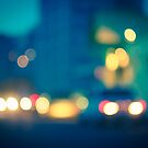 Street Lights Out Of Focus by GrishkaBruev