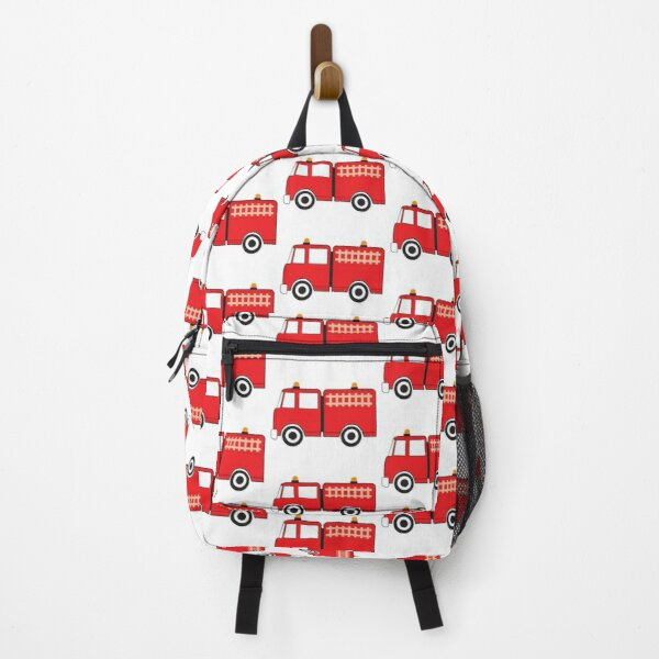 Fire Truck Backpack