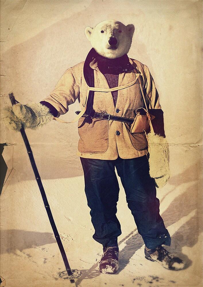 Polar Explorer by rubbishmonkey