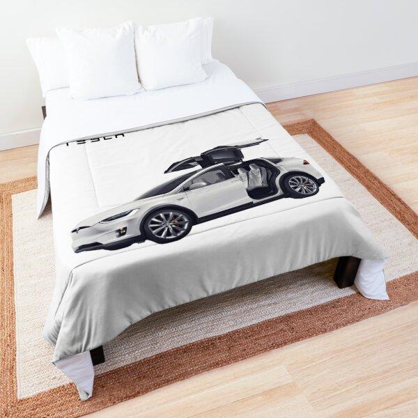 Tesla Model X Comforter
