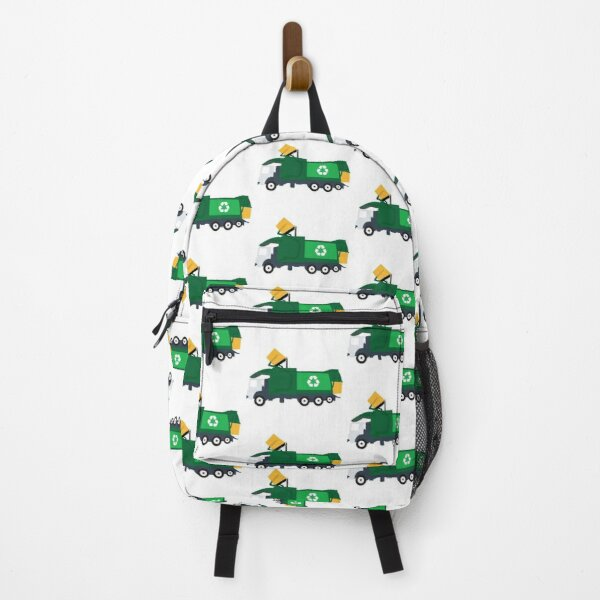 Recycling Garbage Truck Backpack