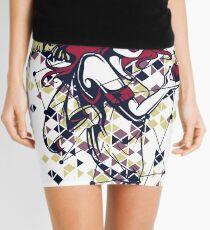 Greek Mythology & Gods - Eris Harpy Mini Skirt