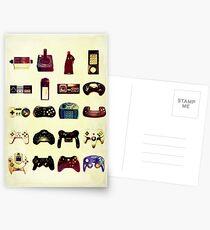 Game On Postcards