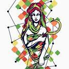 Greek Mythology & Gods - Hera by jpvalery