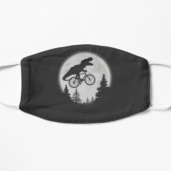 T-Rex Cycling Moon Bike Dinosaur Riding Bicycle Funny Biking Mask