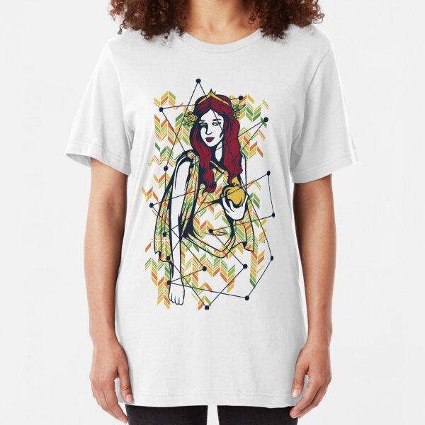 Greek Mythology & Gods - Misc Slim Fit T-Shirt