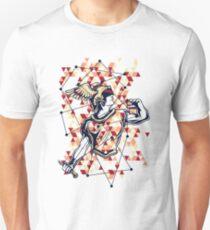 Camiseta unisex Mitología griega y dioses - Hermes