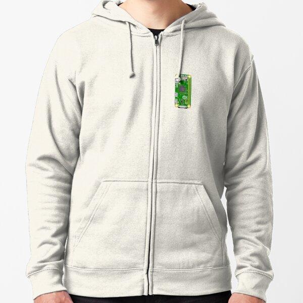 Raspberry Pi Zero - Vertical Zipped Hoodie