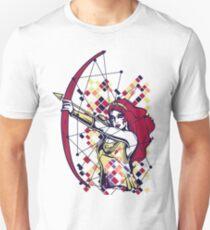 Camiseta unisex Mitología griega y dioses - Artemisa