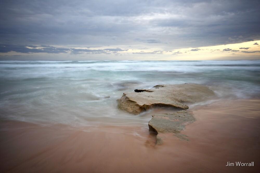 Portsea back beach by Jim Worrall