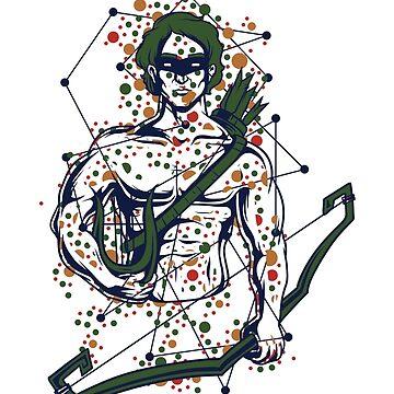 Mitología griega y dioses - Archer de jpvalery