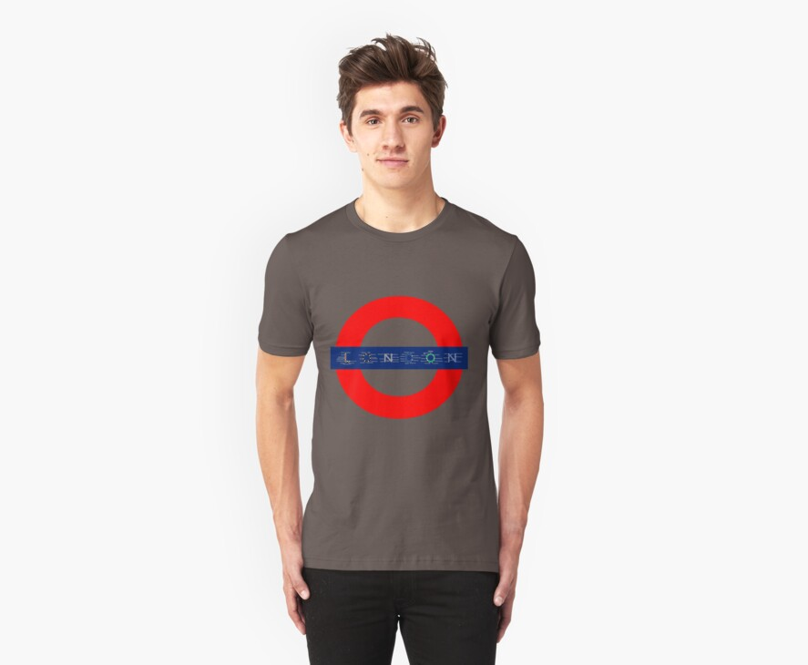 London Underground - MAP! by NumberIX