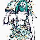 Greek Mythology & Gods - Hephaistos by jpvalery