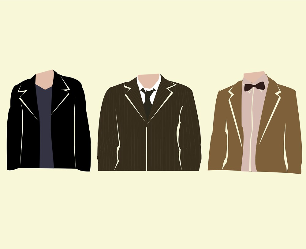 Evolution of the Doctor by sdoyle13