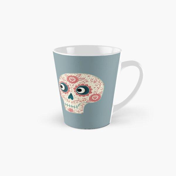 Mexican Dia de los Muertos Day of the Dead Tall Mug