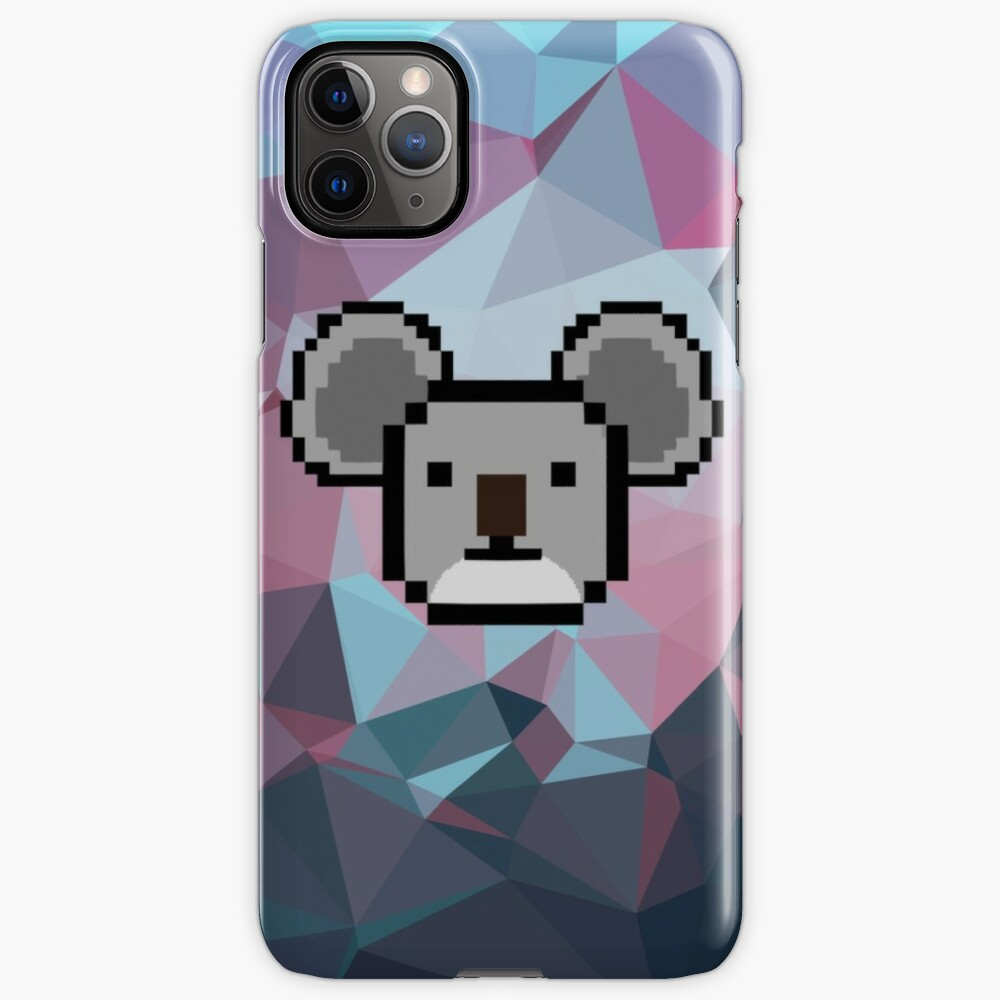"""""""Pixel Koala"""" IPhone Case & Cover By Chiwi-chan"""