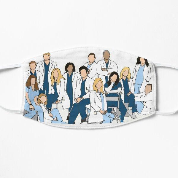 doctors Flat Mask