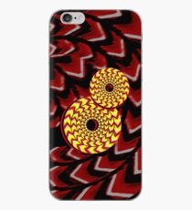 Aztec Spin iPhone Case