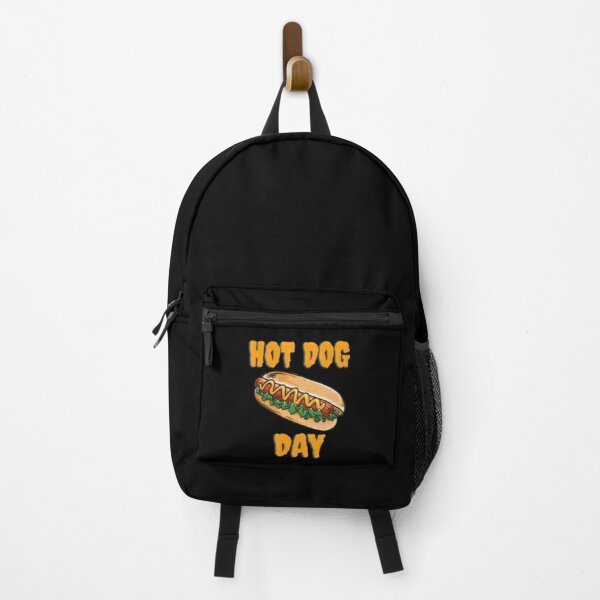 Hot dog day Backpack