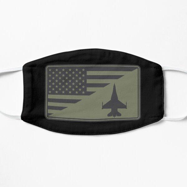 F-16 Viper US Flag (subdued) Mask