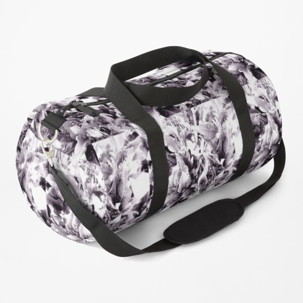 PRINT OF GOD - BLACK AND WHITE PHOTOGRAPHY  Duffle Bag
