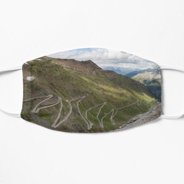 Curves of Stelvio Pass Mask