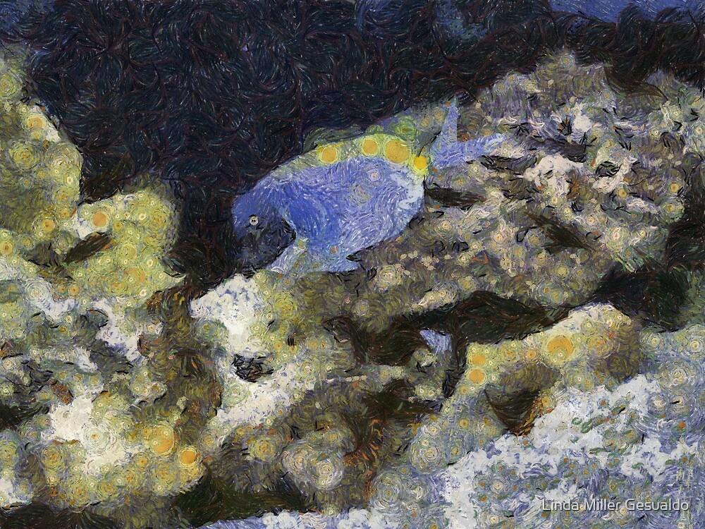 Aquarium by Linda Miller Gesualdo