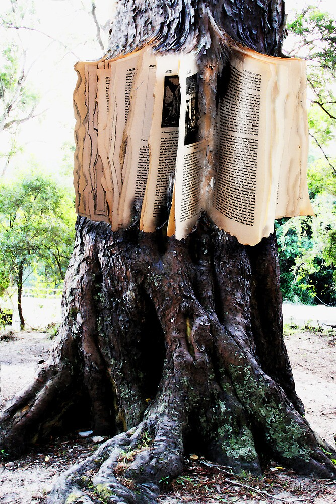 The tree of knowledge by Mugsy