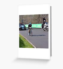 Christopher Froome Greeting Card