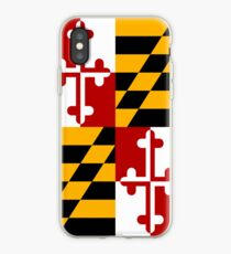 Smartphone Case - State Flag of Maryland  - Vertical iPhone Case