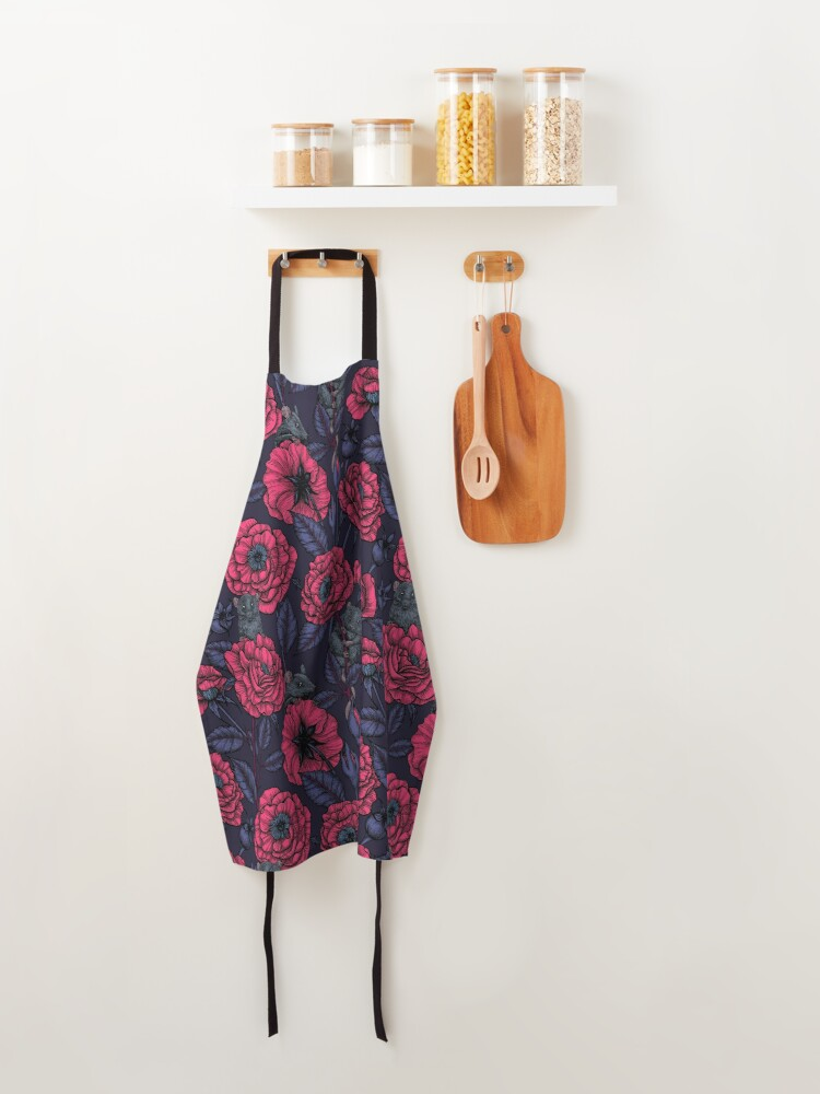 Alternate view of The mice party Apron