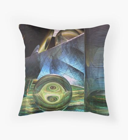 Philosophy of Light Throw Pillow