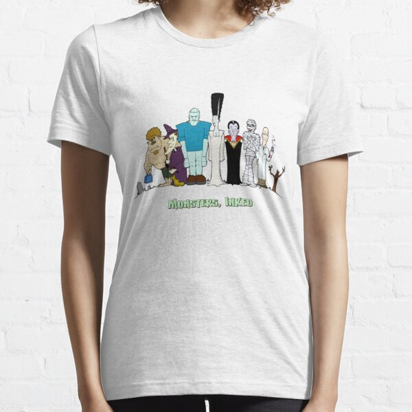 Monsters, Inked: Family Portrait Essential T-Shirt