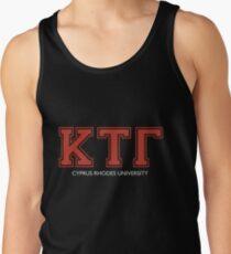 Kappa Tau Gamma Tank Top