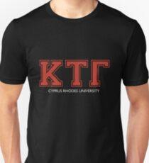 Kappa Tau Gamma Unisex T-Shirt