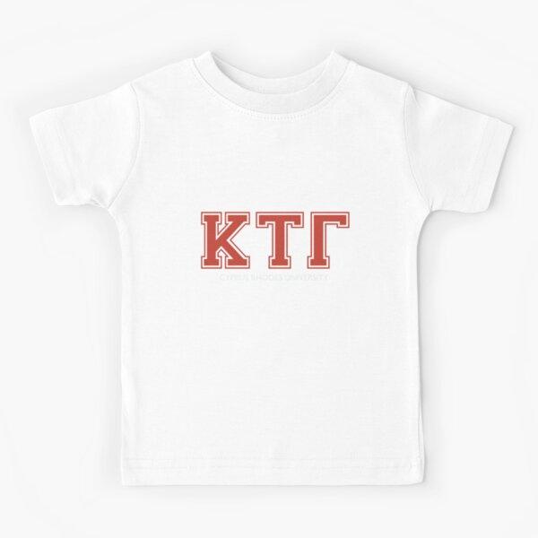 Kappa Tau Gamma Kids T-Shirt