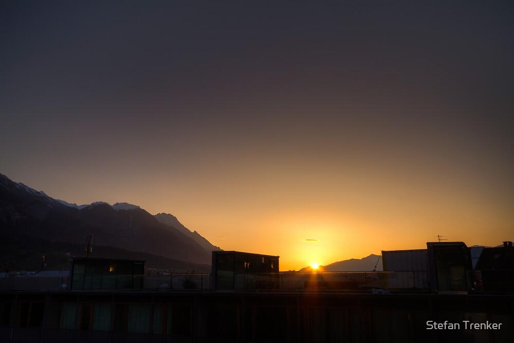 Good Morning Sunshine by Stefan Trenker