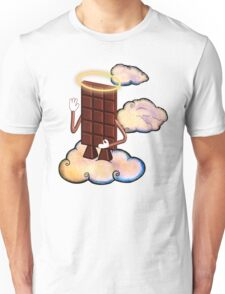 May Chocolate god bless you! Unisex T-Shirt