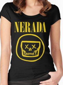 NERADA Women's Fitted Scoop T-Shirt