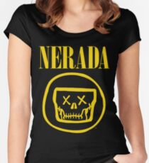 NERADA Women's Fitted Scoop T-Shirt