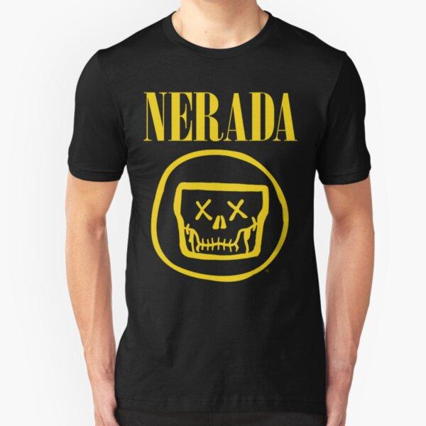 NERADA Slim Fit T-Shirt