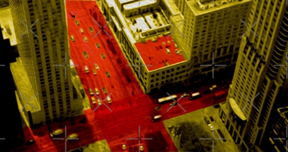 crossroads by Vin  Zzep