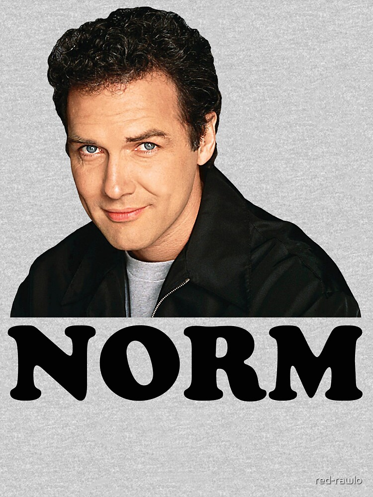Norm MacDonald by red-rawlo