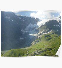 Melted Glacier_2 Poster