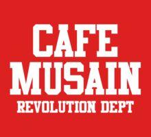 Cafe Musain - Revolution Department | Unisex T-Shirt