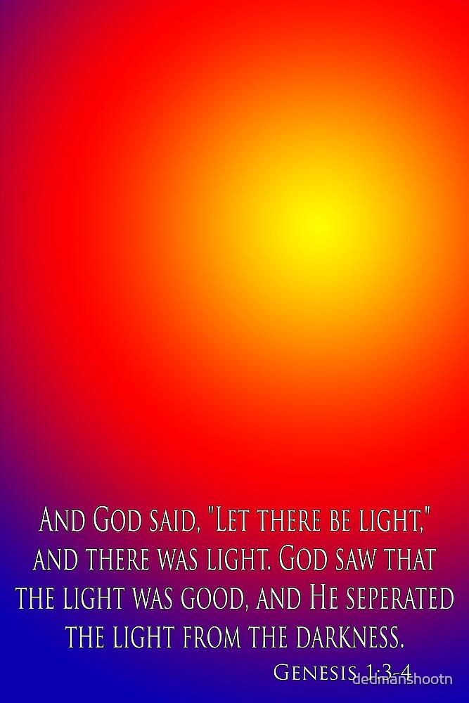 light from darkness by dedmanshootn