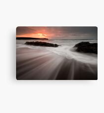 Guileen Sunrise Canvas Print