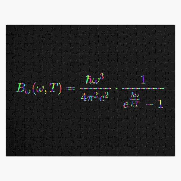 Planck's law of black-body radiation, Physics Jigsaw Puzzle