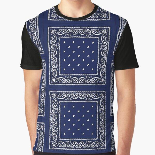 crips gang T-shirt graphique