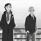 Sherlock + Paperman, Part 1 von Marie Mikolay